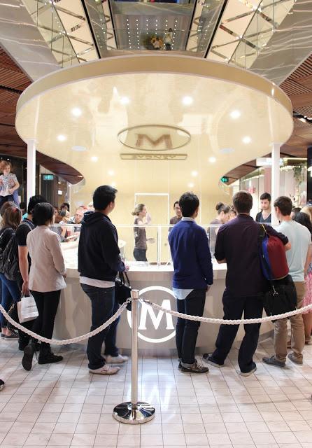 Magnum pleasure store pop up sydney paperblog for Magnum pop up store