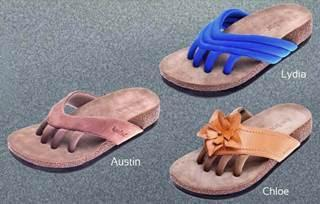 Flip Flops That Make Your Feet Fit