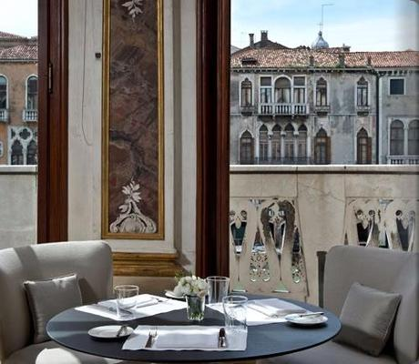 Aman resort in venice furnished by b italia hotel for Hotel design italia