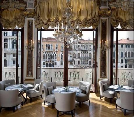 Aman resort in venice furnished by b italia hotel for Design hotel italia