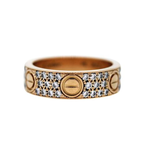 Wedding Ring Eye Candy: Cartier Wedding Rings