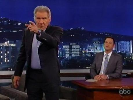 """The """"What Hell is Happening With Harrison Ford?"""" Tour Continues: He's Going to Be In Expendables 3!"""