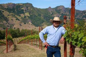 Ulizes Valdez, Valdez Family Winery