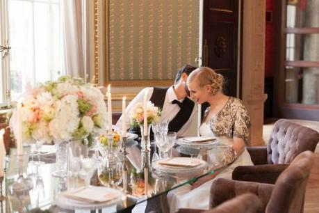 Great Gatsby wedding shoot