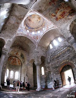 Religion in Turkey: Erasing the Christian past