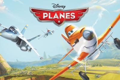 Planes Storybook app