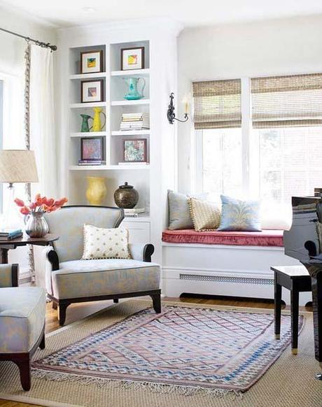 Apartment Decorating: Small Spaces Big Ideas - Paperblog