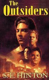 1967 cover art for The Outsiders