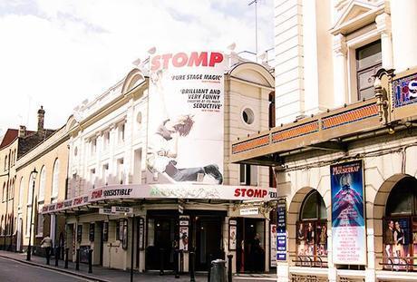 Vivien Leigh Ambassadors Theatre London