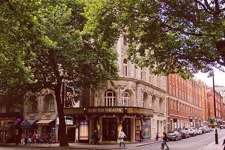 Vivien Leigh London tour - Aldwych Theatre