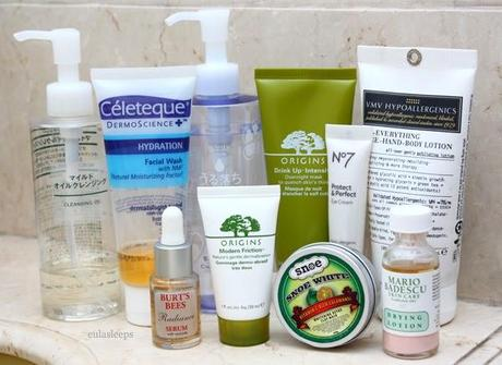 Skincare Sneaks: My Current Skincare Routine