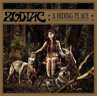 ZODIAC: NEW RECORD 'A HIDING PLACE' DUE IN OCTOBER