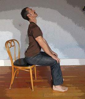 Friday Q&A;: Back and Inversions for Chair Yoga