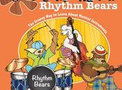 "Review Groove Kids Nation ""Rhythm Bears"" Children's Music"