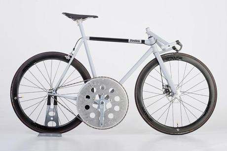 Donhou Land Speed Bike