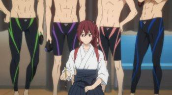 Free - Iwatobi Swim Club Episode 5