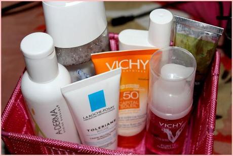 Skincare Haul Vichy La Roche Posay The Body Shop