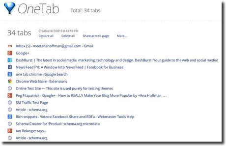 one tab screenshot marketing tool