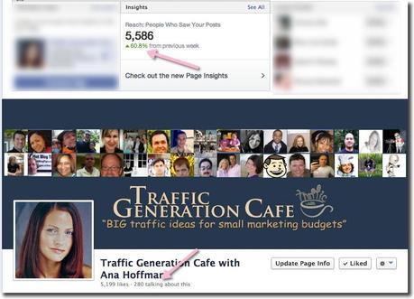 facebook reach increase