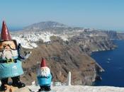 Oscar Felix Roaming Gnomes Santorini