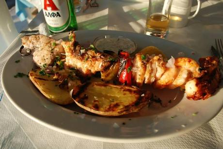 Amazing Seafood in Chania