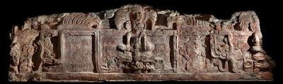 Incredible Giant Maya Carvings Found in Guatemala (Video & Photos)
