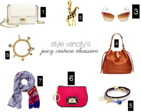 Juicy Couture Obsession, juicy, wallet, bright, colour, charm, summer, loving, couture, love, obsession, must haves, 2013