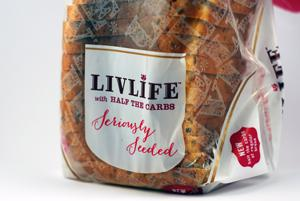 livlife low-carb bread