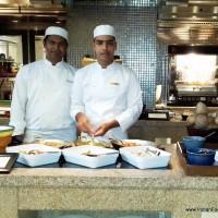 Chefs from Park Hyatt Hyderabad