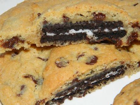 Baking   Stuffed Cookies