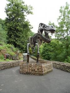 Dinosaur Kingdom Gulliver's Matlock Bath