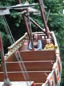 Pirate Ship Gulliver's Matlock Bath