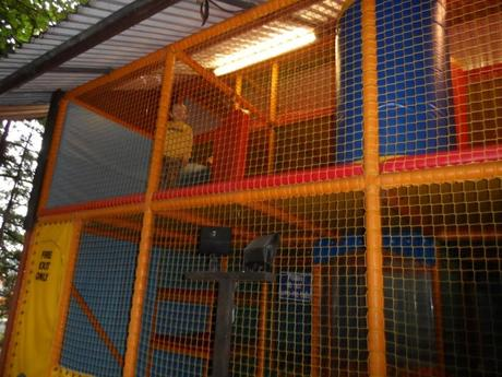 Soft Play Gulliver's Matlock Bath
