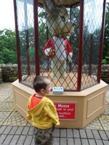 Talking Gully Mouse Toyland Gulliver's Matlock Bath