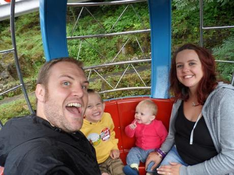 Balloon Ferris Wheel Gulliver's Matlock Bath