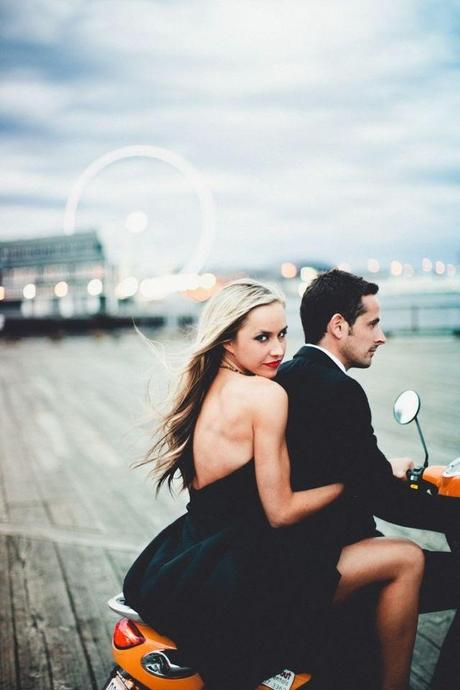 currently obsessing: seattle engagement shoot by Andria Lindquist