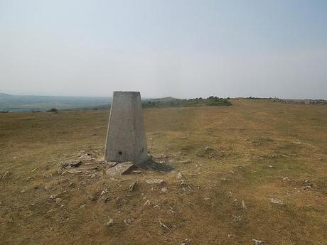 Climb to Crook Peak