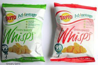 Tayto Advantage Oven Baked Whisps Review