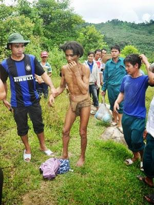 Man And Son Found In Jungle After 40 Years (Videos)