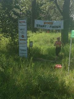 Race Report: 5 Peaks Fish Creek (Sport)