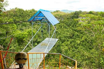 A Giant Swing in Danao, Bohol