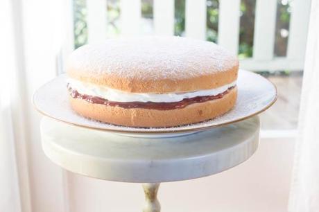 Sponge Cake Challenge
