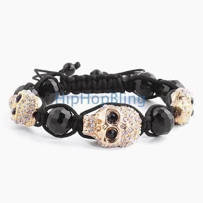 Bling Hip Hop Disco Ball Jewelry