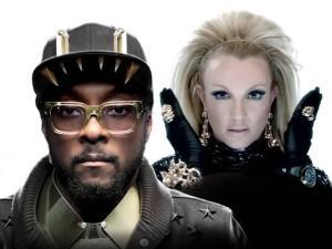 will.i.am and britney