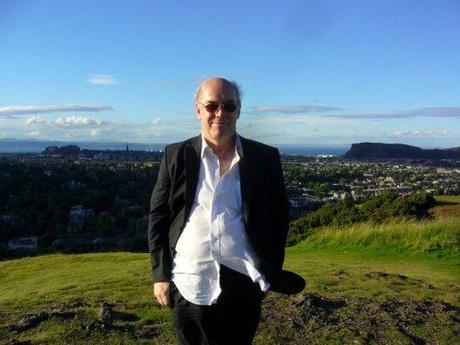 John Fleming, Blackford Hill, Edinburgh - July 201