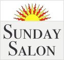 logo for The Sunday Salon