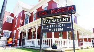 Fairmount Historical Museum in Fairmount, Indiana The Home of James Dean