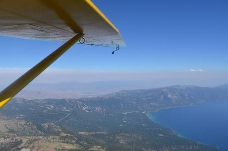 First Glider Lesson (with Soar Truckee, in Truckee / Lake Tahoe, CA)