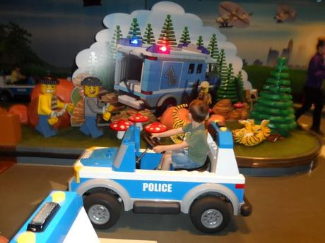 Lego City Forest Pursuit Legoland Discovery Centre