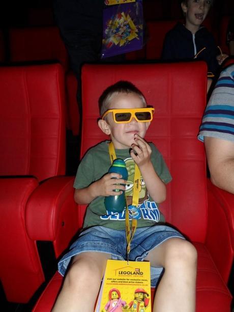 4D Cinema Legoland Discovery Centre